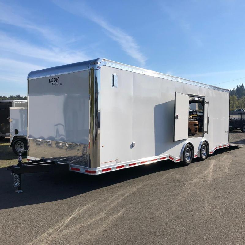 Look Trailers PREMIER RACE TRAILER Car / Racing Trailer