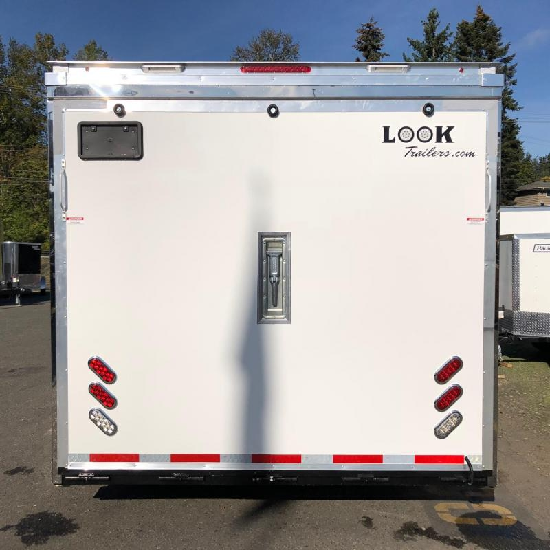 2019 Look Trailers PREMIER RACE TRAILER Car / Racing Trailer