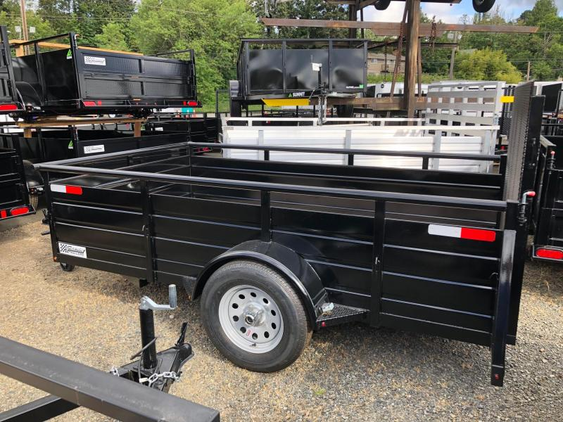 2019 Eagle Trailer EUC508SA-DLX Utility Trailer