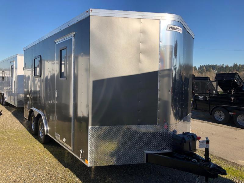 2018 Haulmark TSTV85X16WT2 Enclosed Cargo Trailer