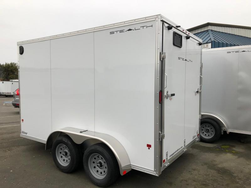 2019 Alcom-Stealth C7x12STA-IF Enclosed Cargo Trailer