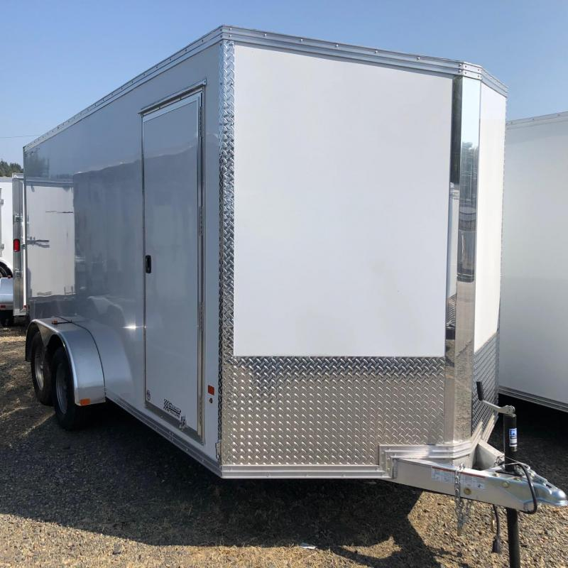 2018 Alcom-Stealth STEALTH Enclosed Cargo Trailer
