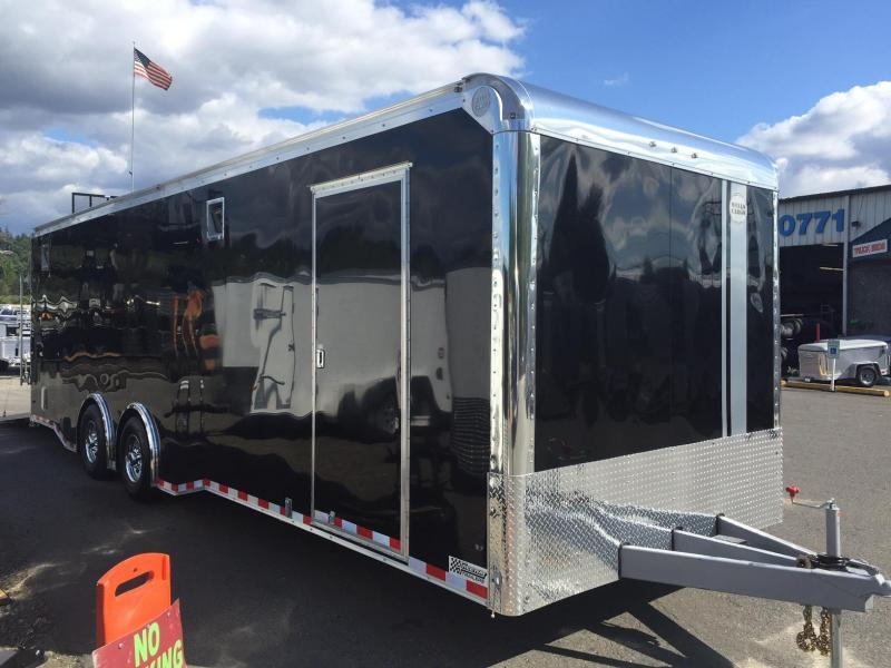 2019 Wells Cargo RFRT85X2825 Car / Racing Trailer