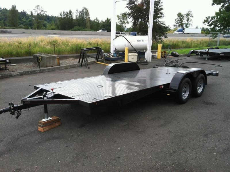 2018 18SDX Sloan Flatbed Trailer by Kwikload