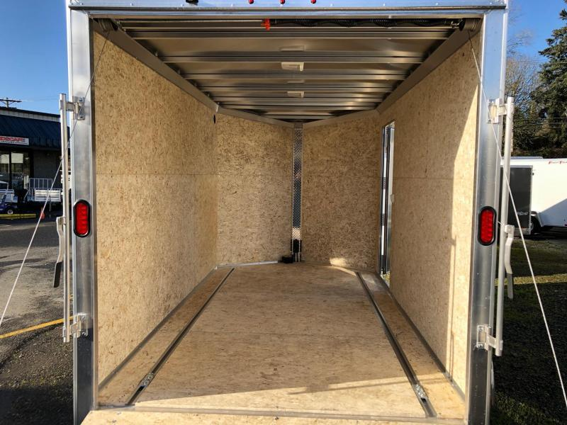 2019 Alcom-Stealth Stealth C7x12STA-IF Enclosed Cargo Trailer