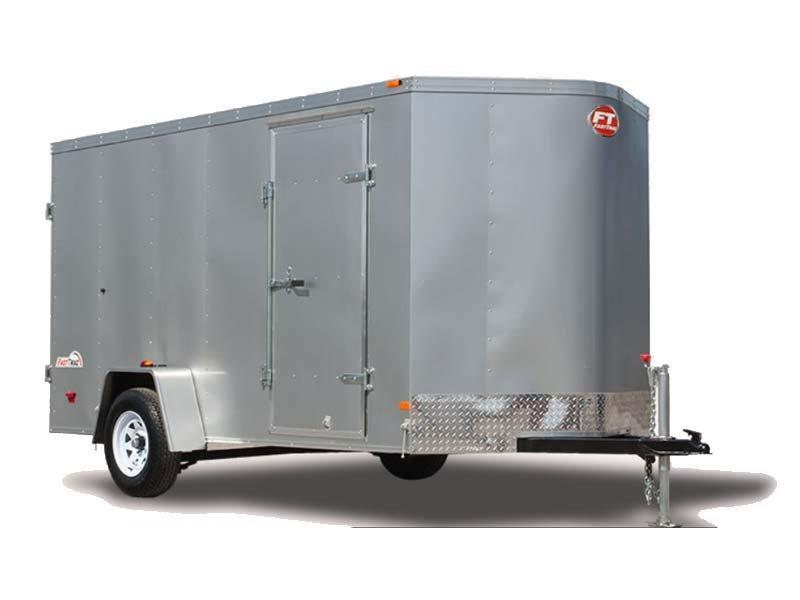2018 Wells Cargo FT6121 Enclosed Cargo Trailer