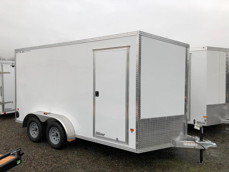 2019 Alcom-Stealth Stealth C7x14S-IF Enclosed Cargo Trailer