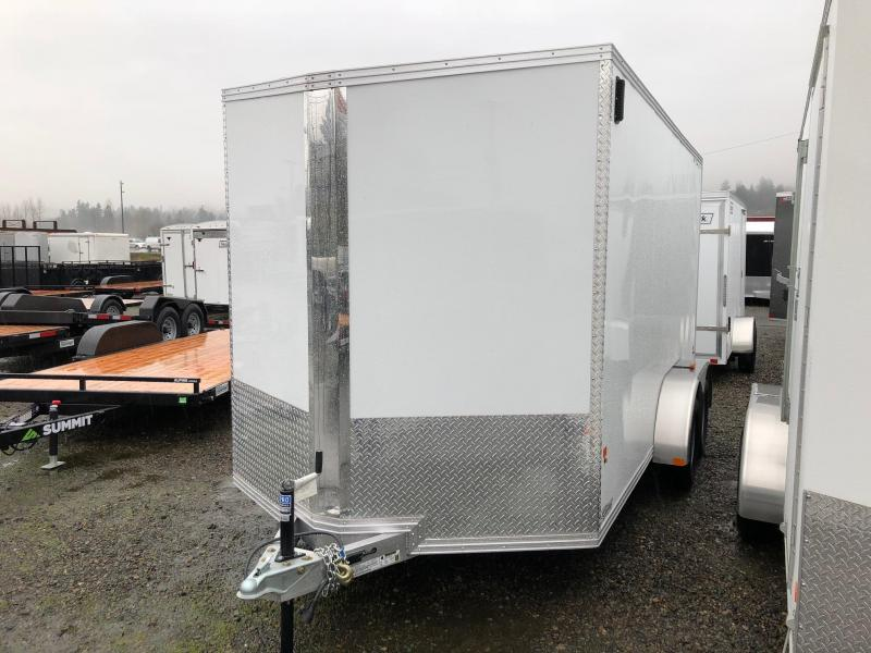 2017 Alcom-Stealth STEALTH Enclosed Cargo Trailer