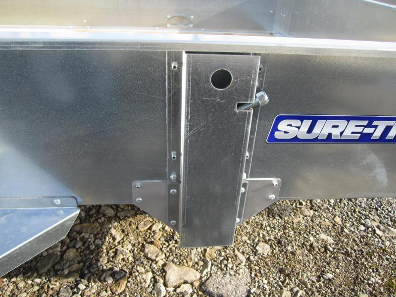 Sure-Trac 5 x 8 Galvanized High Side 3k Idler