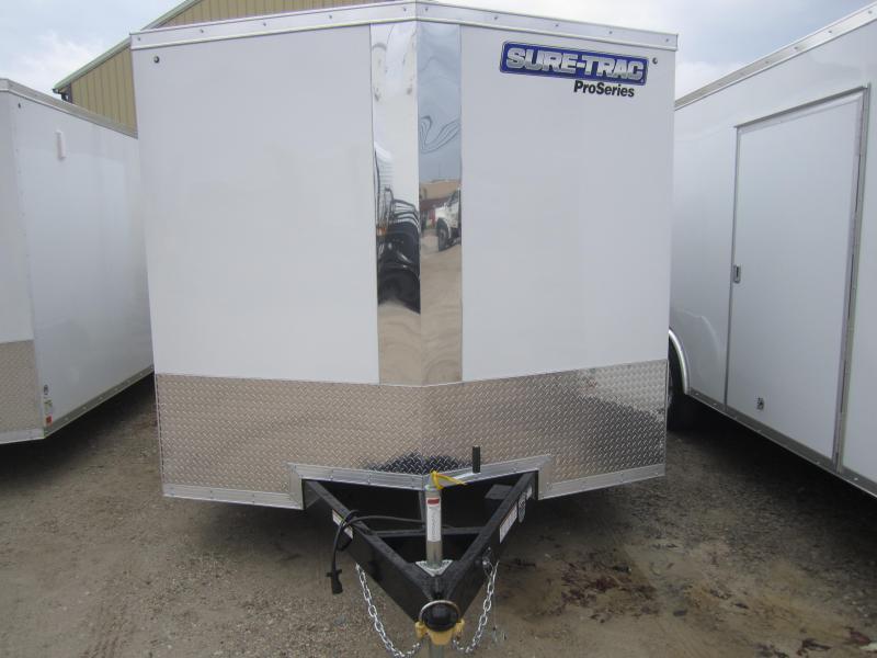 2019 Sure-Trac 8.5 x 20 Pro Series Wedge Cargo TA 10K