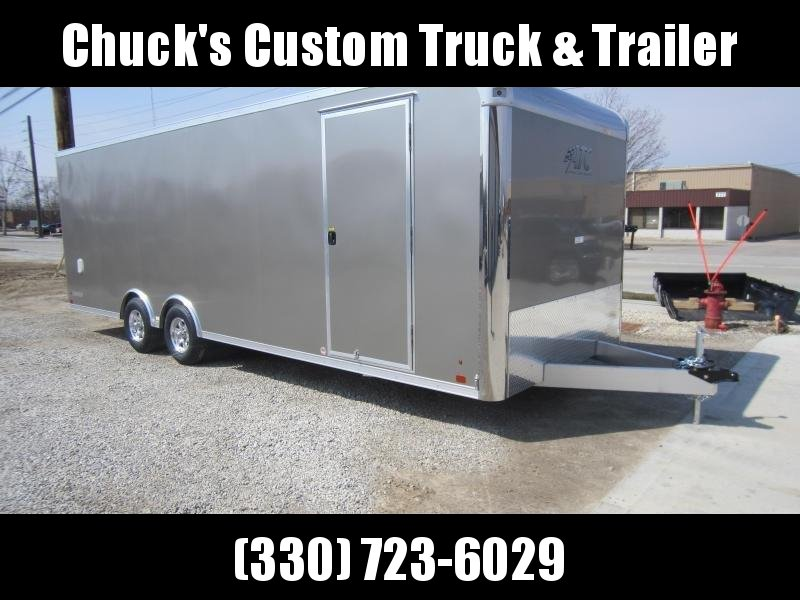 2019 Aluminum Trailer Company RAVAB8524213300 Enclosed Cargo Trailer