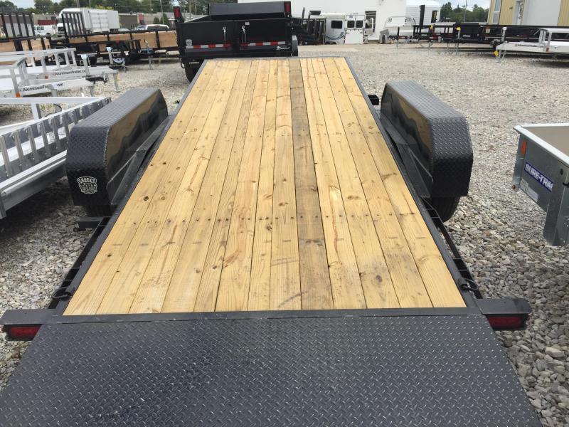 2019 Sure-Trac 7 X 18 + 4 Tilt Bed Equipment 14K