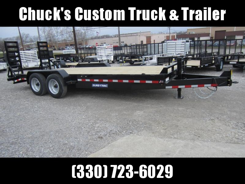 2018 Sure-Trac 7 x 20  Implement Trailer 16K
