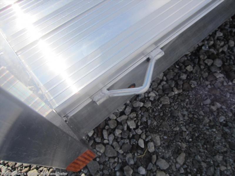 2019 ATC 6 X 12 Aluminum Tube Top