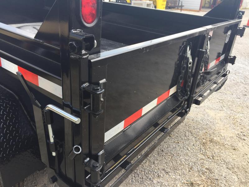 2018 Sure-Trac 72 IN x 10 LProfile 10K Single Ram Dump