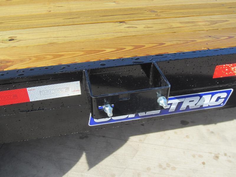 2019 Sure-Trac 7 X 20 Wood Deck Car Hauler 10k