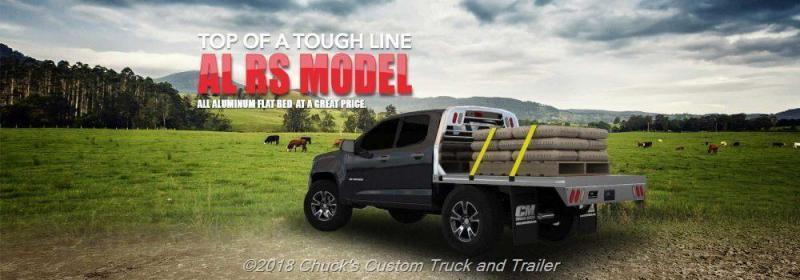 2018 CM ALRS 84/84/42/42 Truck Bed