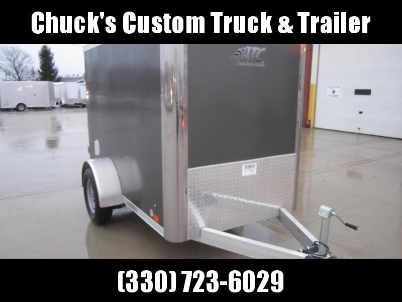 ATC 5x8' cargo with swing doors Enclosed Cargo Trailer in Ashburn, VA