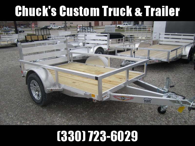 2019 H and H Trailer 60X8 TUBE TOP Utility Trailer in Ashburn, VA