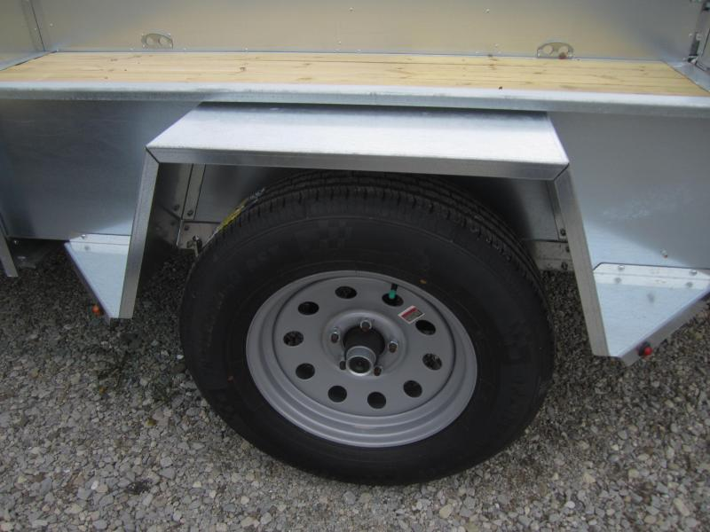 2019 Sure-Trac 6 x 10 Galvanized High Side  3k Idler