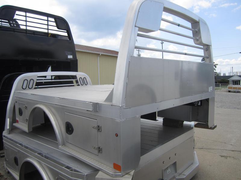 """2018 CM ALSK 8'6""""/84""""/56""""/42"""" Truck Bed"""