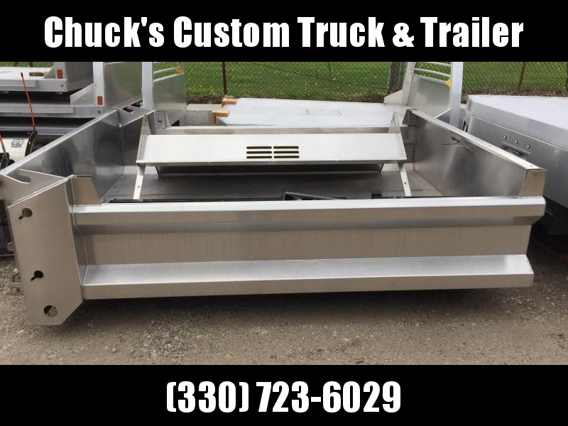 2018 Air-Flo DUMP BED AIRFLO PCS9-3SSU 304 STAINLESS 17SIDE/ Truck Bed