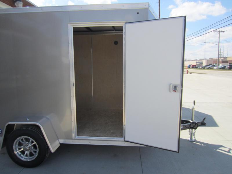 2018 Sure-Trac 6 x 10 Pro Series Wedge Cargo SA