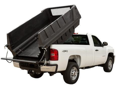 2019 DumperDogg 8 POLY DUMPER Truck Bed