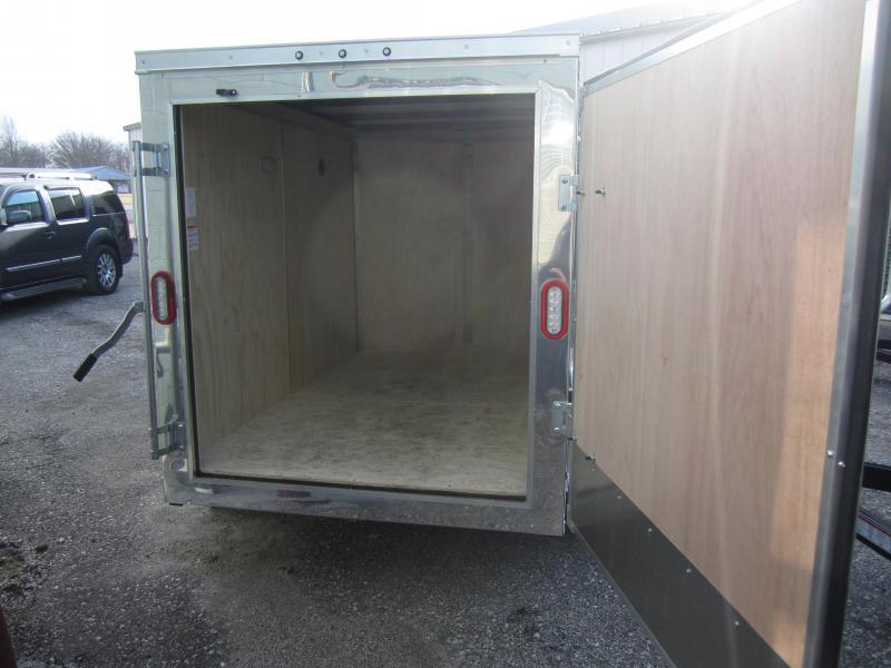 2019 Sure-Trac 5 x 8 Pro Series Wedge Cargo SA
