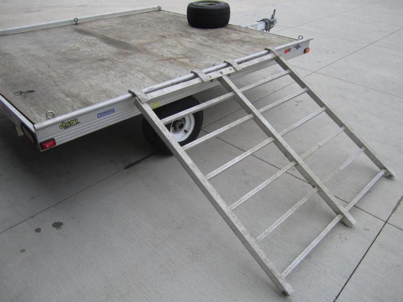 2007 Bear Track Products 8L X 88 W ATV Trailer