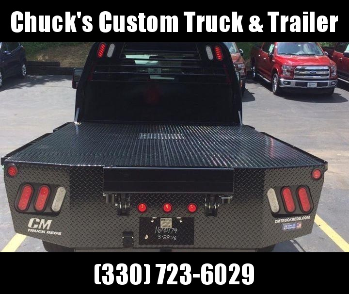 """2019 CM RD 11'4""""/97/60/34 Truck Bed"""
