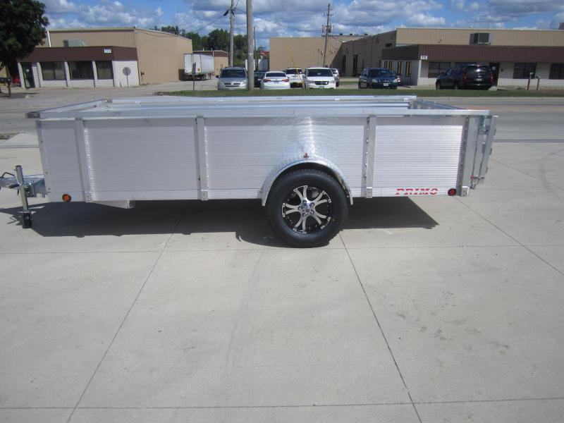 "2020 Primo 6'X12' ALL ALUMINUM 30"" HIGH SIDES Utility Trailer"