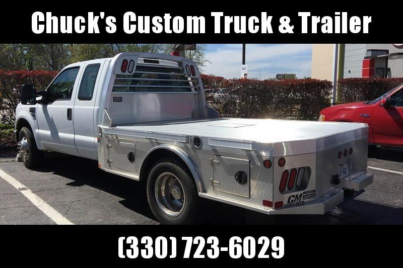 """2018 CM ALSK 8'6""""/97""""/56""""/38"""" Truck Bed"""