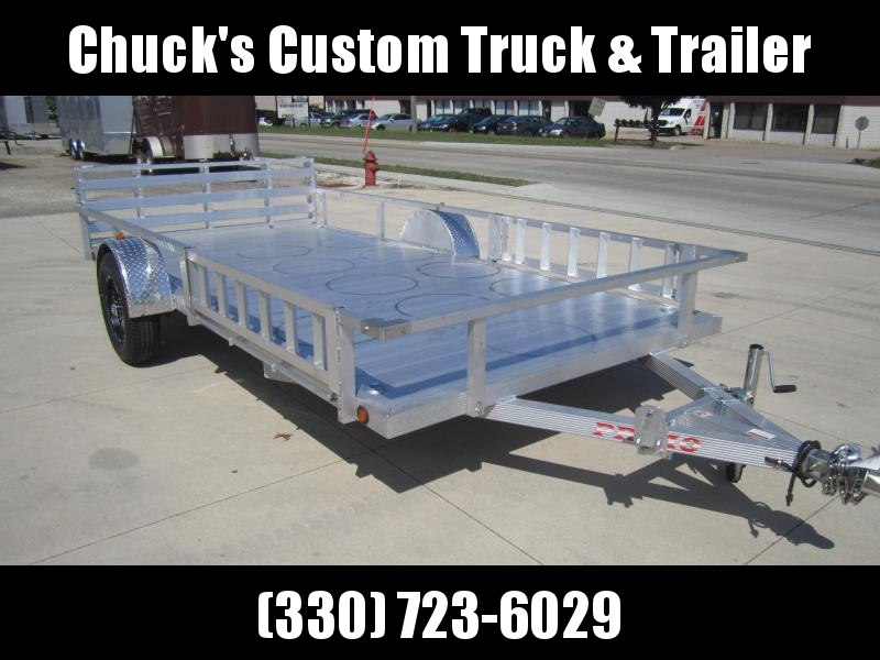 "2020 Primo ALL ALUMINUM ATV TUBE TOP 82""X14' ATV Trailer"