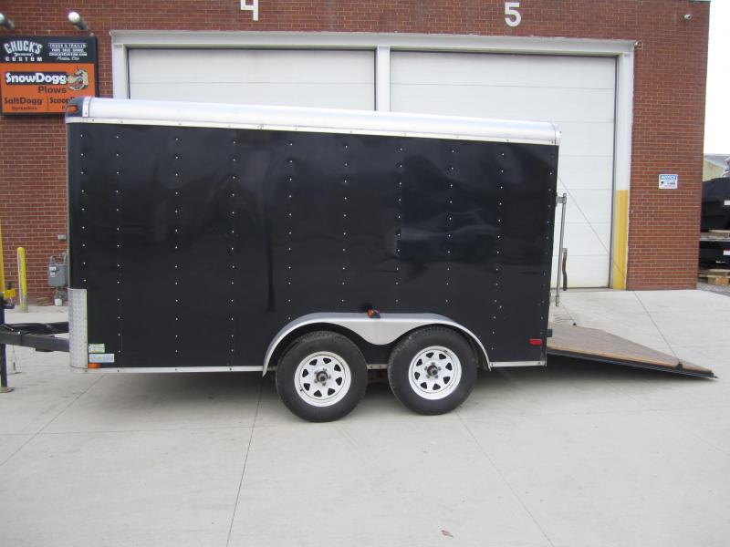 2011 Lark VT712TA Enclosed Cargo Trailer
