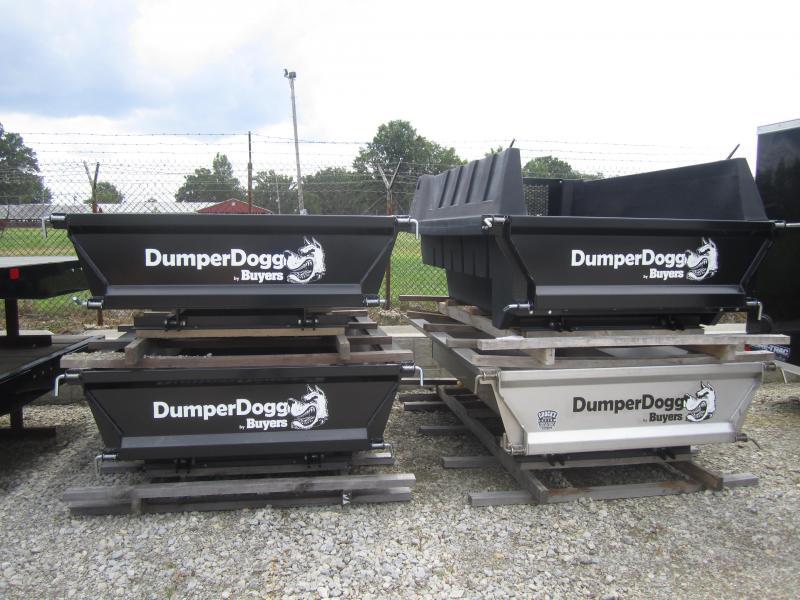 2019 DumperDogg 8 STEEL DUMPER Truck Bed