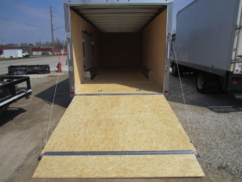 2018 Aluminum Trailer Company RAVAB8524213300 Enclosed Cargo Trailer