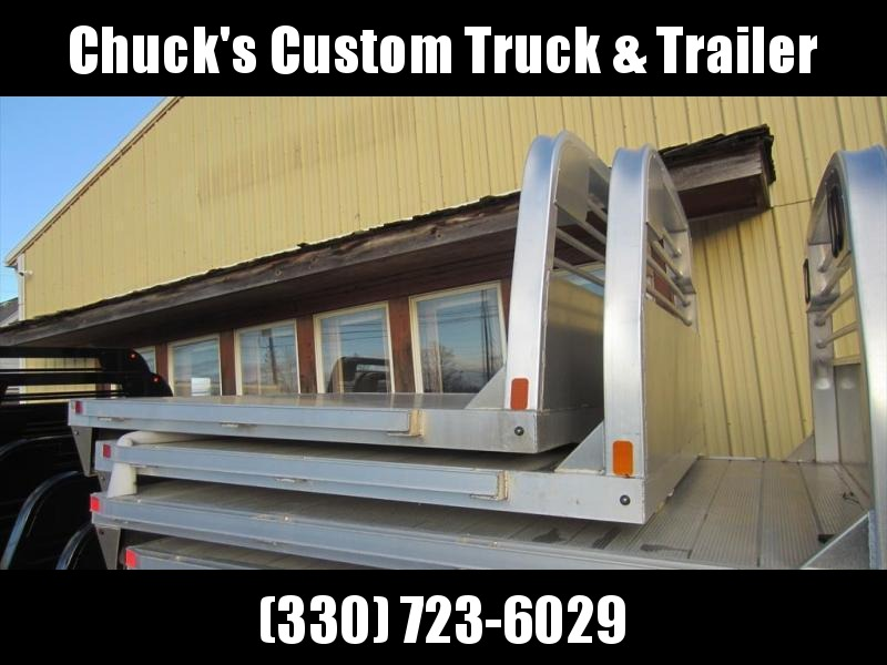 """2018 CM ALRS 8'6""""/84/56 or 58/38 Truck Bed"""
