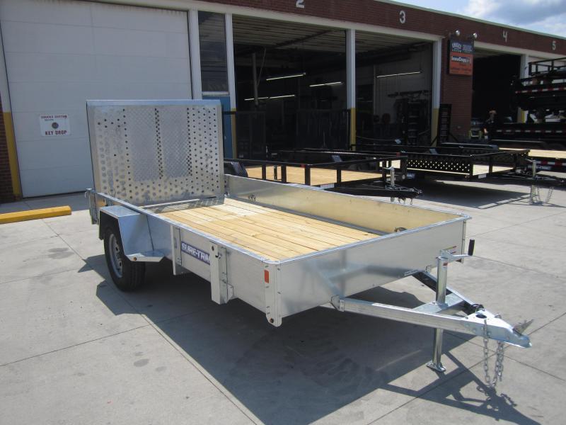 Sure-Trac 6 x 12 Galvanized High Side 3k Idler