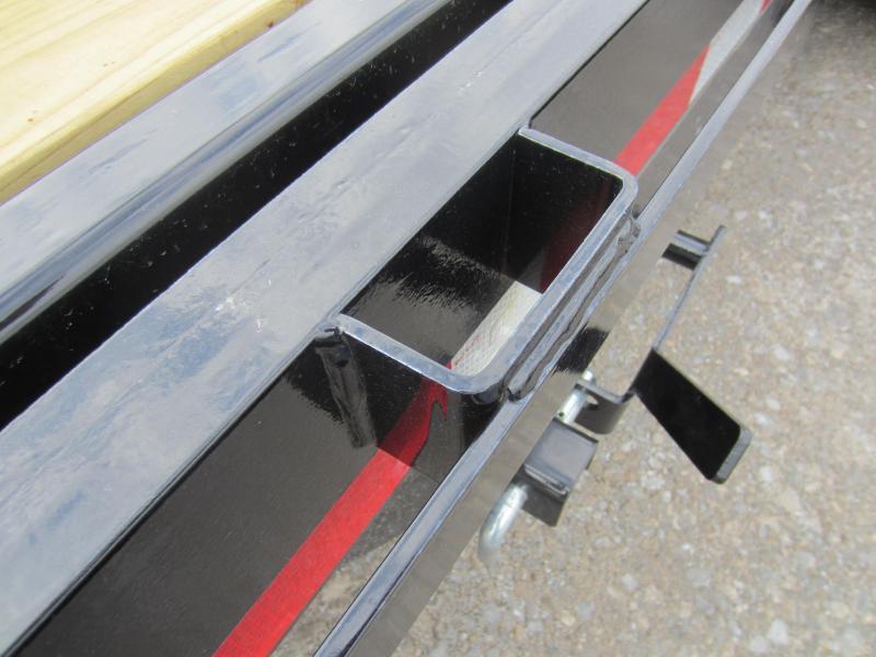 2018 Sure-Trac 7 x 18 Tilt Bed Equipment 14k