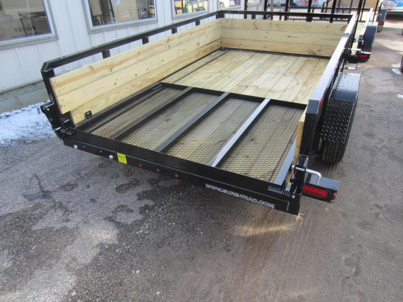 2018 Sure-Trac 6 X 10 Tube Top Three Board 3K Idler