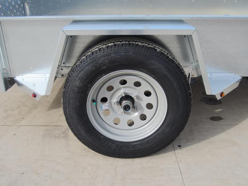 Sure-Trac 6 x 10 Galvanized High Side 3k Idler