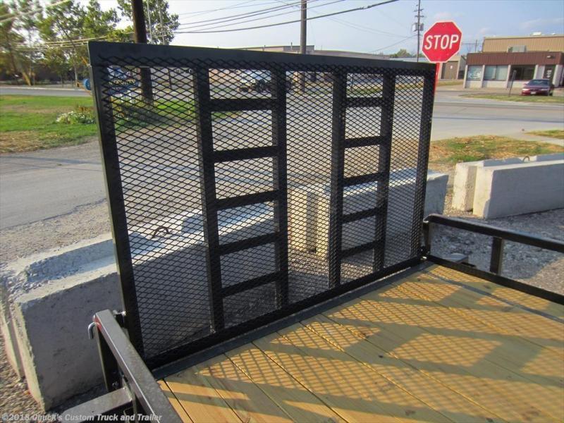 2018 Sure-Trac 7 X 18 Tube Top 7K w/ Reinforced Gate