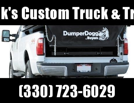 2019 DumperDogg 8 STEEL DUMPER Truck Bed