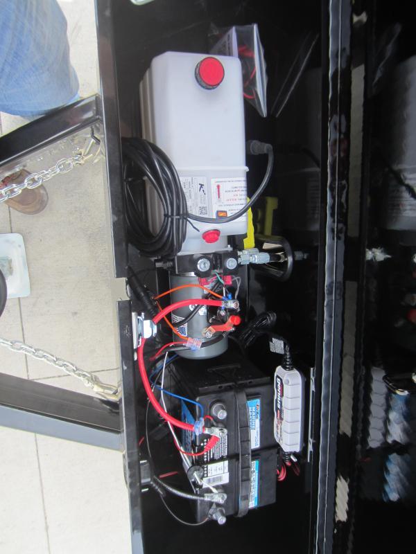 2019 Sure-Trac 82 IN X 12 LProfile 12K Dual Ram Dump
