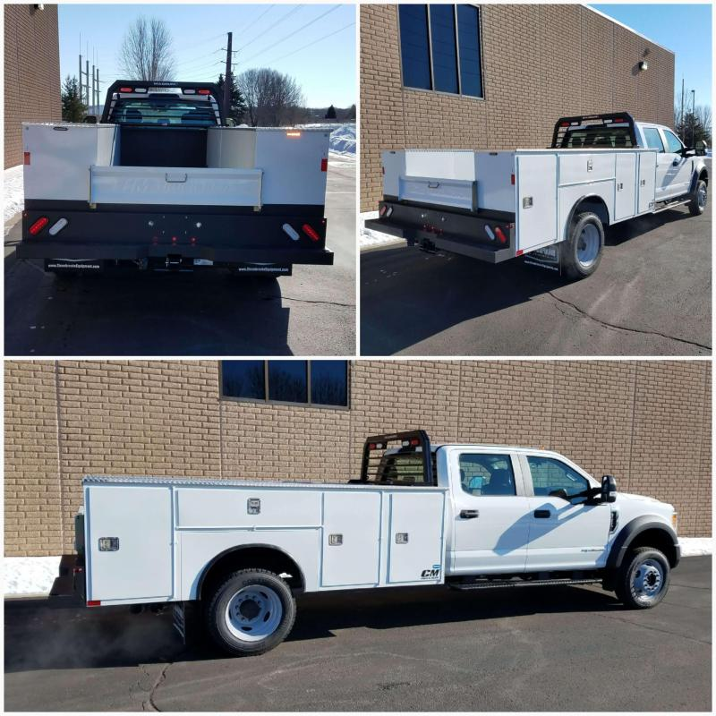 2018 CM SERVICE BODY 110/94 VVSS Truck Bed