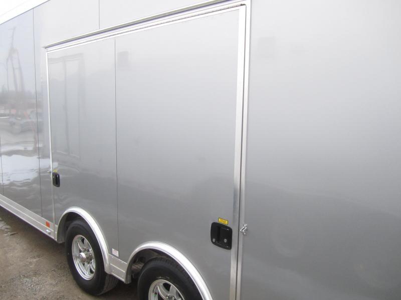 2019 ATC 8.5X28 ATC ALUMINUM QUEST CAR HAULER CH205 Enclosed Cargo Trailer