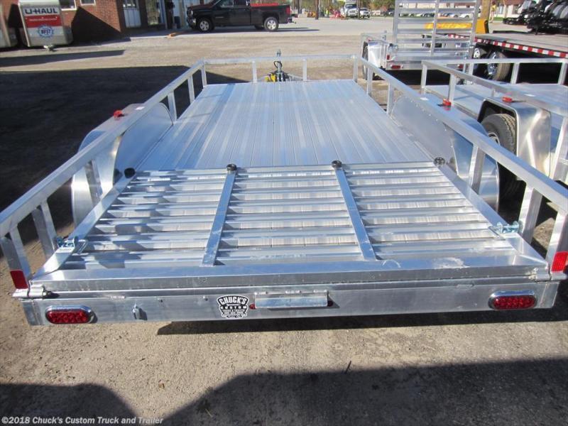 2019 ATC 7 X 14 Aluminum Tube Top Tandem