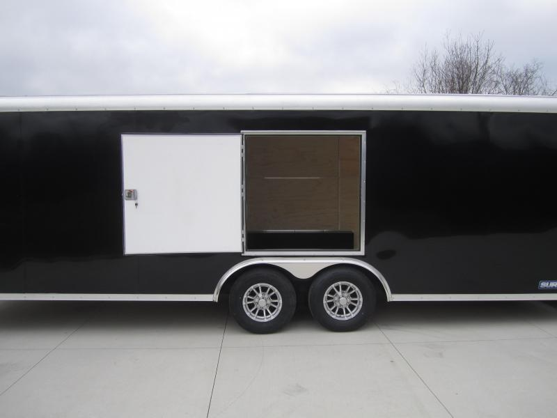 2019 Sure-Trac 8.5 x 24 Pro Series RT Car Hauler TA 10K
