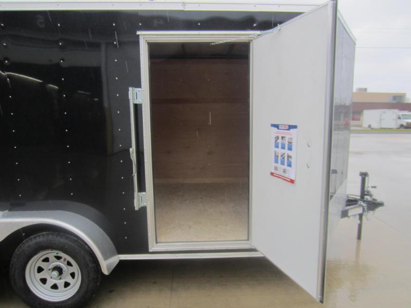 2019 Bravo Trailers 7X14 RAMP DOOR Enclosed Cargo Trailer